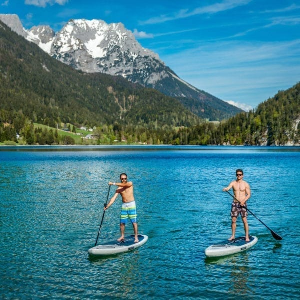 SUP am See