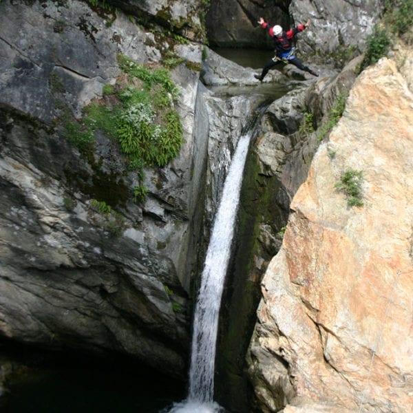 Canyoning Auerklamm