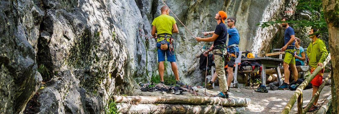 Klettern Kufstein