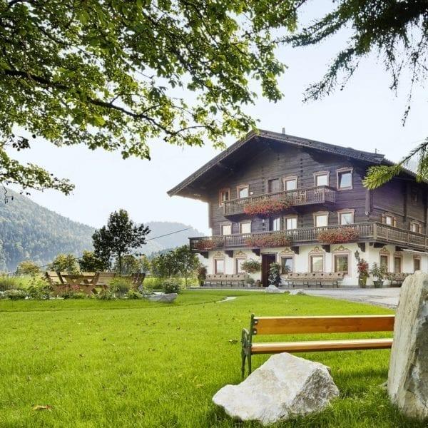 Lindhof Alpenbauernhof Kufstein Erlebnisbauernhof