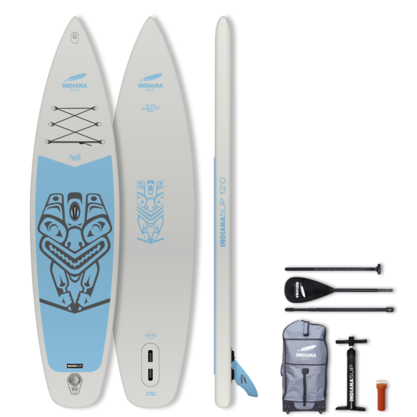 Indiana 12'0 Family Pack GREY